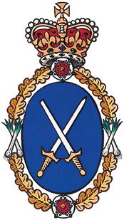High Sheriff Shrievalty Badge