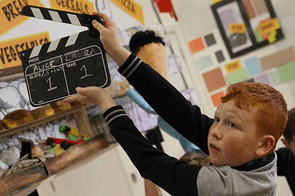 Cumbria Community Foundation Helping Youngsters learn new skills - videography