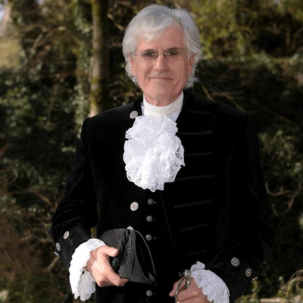 David Beeby High Sheriff of Cumbria Headshot